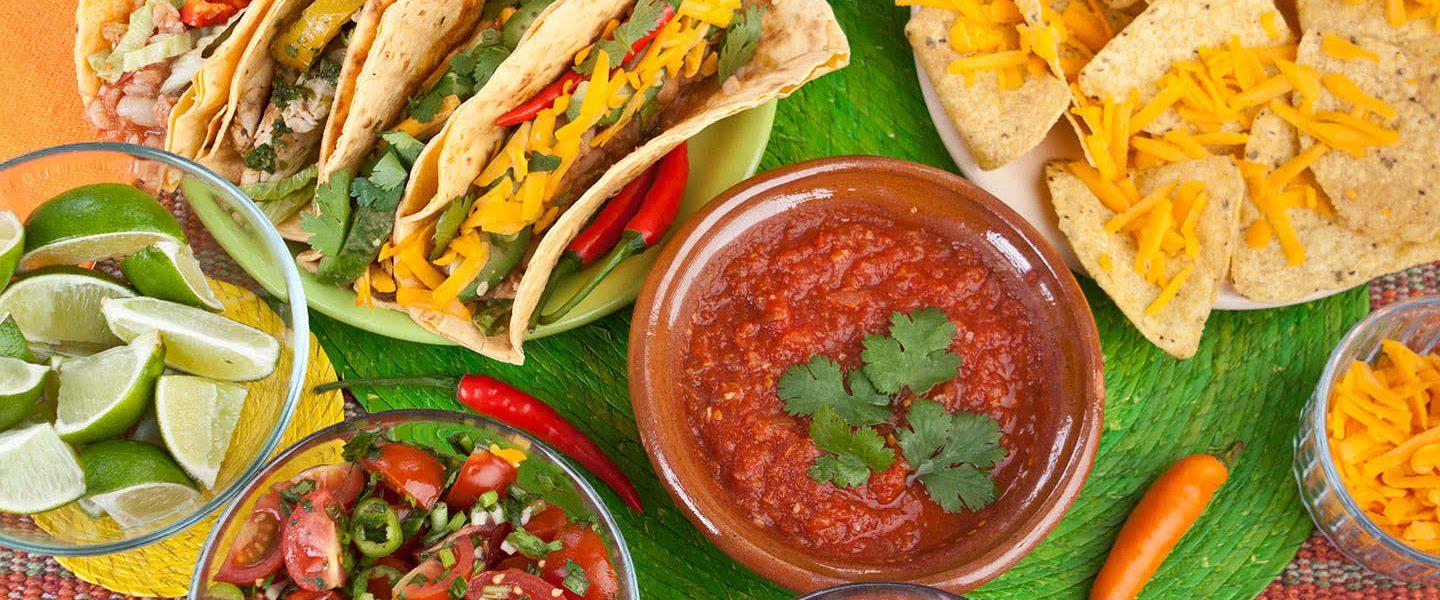 Mexican Appetisers